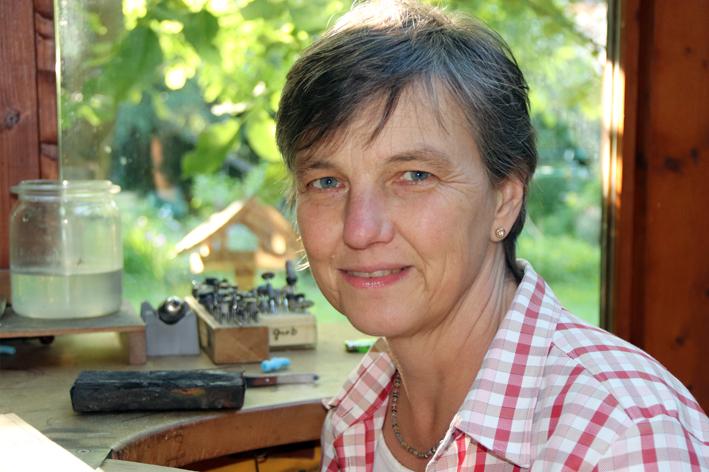 Anne Bach Goldschmiedin
